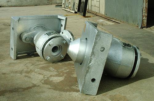 DW型低压涡流式煤气烧嘴